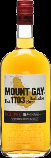 MOUNT GAY ECLIPSE 1703 750ML Spirits RUM