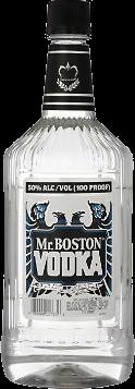 MR BOSTON VODKA 1.75L Spirits VODKA