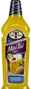 MR MRS T MAI TAI MIX 1.0L Spirits COCKTAIL MIXERS