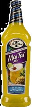 MR MRS T MAI TAI MIX 1.0L Spirits COCKTAIL MIXERS