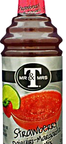 MR MRS T STRAWB DAIQ MIX 1.0L Spirits COCKTAIL MIXERS