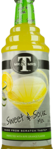 MR MRS T SWEET SOUR MIX 1.0L Spirits COCKTAIL MIXERS