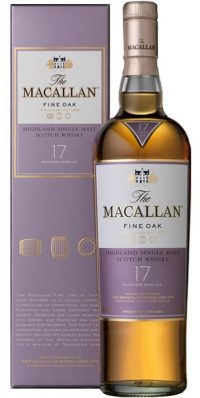 Macallan Fine Oak 17Yr
