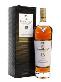 Macallan Sherry 18Yr 750ml