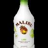 Malibu Lime Caribbean Rum 1.75L Bottle