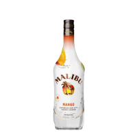 Malibu Rum Caribbean Mango 750ml Bottle