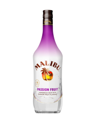 Malibu Rum Caribbean Passion Fruit 750ml Bottle