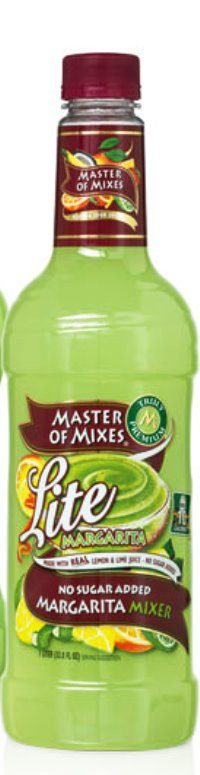 Master Of Mixes Light Margarita 1.0L