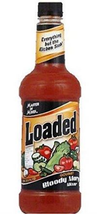 Master Of Mixes Loaded Bloody Mary 1.0L