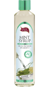 Master Of Mixes Mint Syrup 375ml