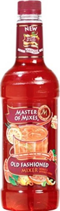 Master Of Mixes Old Fashioned 1.0L