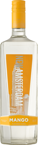 NEW AMSTERDAM MANGO 1.0L Spirits VODKA