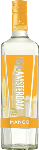 NEW AMSTERDAM MANGO 1.75L Spirits VODKA