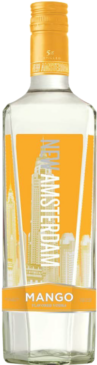 NEW AMSTERDAM MANGO 750ML Spirits VODKA