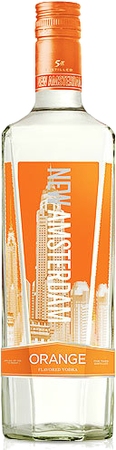 NEW AMSTERDAM ORANGE 750ML Spirits VODKA