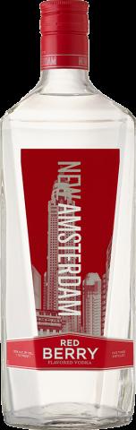 NEW AMSTERDAM RED BERRY 1.75L Spirits VODKA