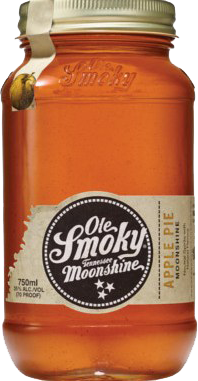 OLE SMOKY MOONSHINE APPLE PIE 70