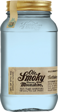 OLE SMOKY MOONSHINE BLUE FLAME 128