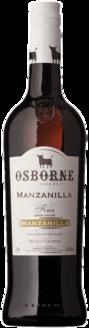 OSBORNE MANZANILLA SHERRY 750ML Wine DESSERT FORTIFIED WINE