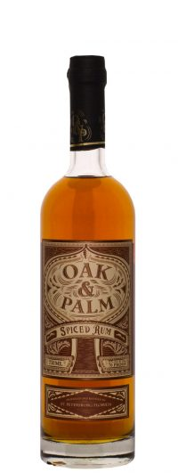 Oak & Palm Spiced Rum 750ml