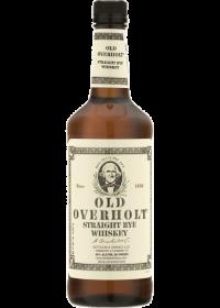 Old Overholt Straight Rye 1.75L