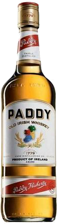 PADDY IRISH WHISKEY 750ML Spirits IRISH WHISKEY