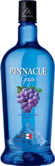 PINNACLE VOD GRAPE 70 PET 1.75L