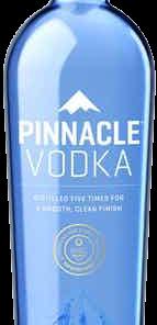 PINNACLE VODKA 80 PET 1.75ML