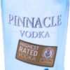 PINNACLE VODKA 80 PET