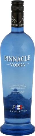 PINNACLE VODKA 80
