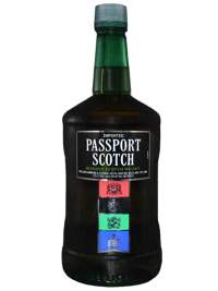 Passport Scotch Whisky Scotland Blended 1.75L Bottle
