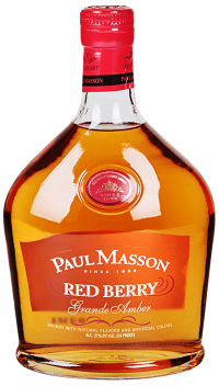 Paul Masson Red Berry Brandy