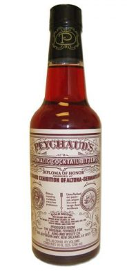 Peychauds Aromatic Cocktail Bitters 500ml