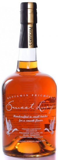 Prichards Sweet Lucy Bourbon Liqueur
