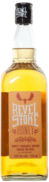 REVEL STOKE HONEY 750ML Spirits Canadian Whiskey