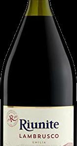 RIUNITE LAMBRUSCO RED WINE 1.5L Wine DESSERT FORTIFIED WINE