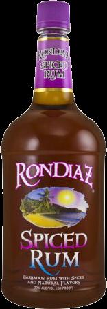 RON DIAZ SPICED RUM PET 750ML Spirits RUM