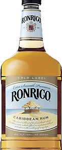 RON RICO RUM GOLD 80 PET 1.75L