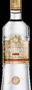 RUSSIAN STANDARD GOLD VODKA 750ML Spirits VODKA