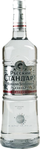 RUSSIAN STANDARD PLATINUM VODKA 1.75L Spirits VODKA