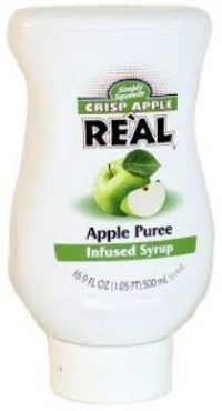 Real Apple Puree 16.9oz