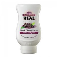 Real Black Cherry Puree 16.9oz