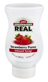Real Strawberry Puree 16.9oz