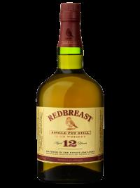 Redbreast Whiskey Ireland 12 Yo 750ml Bottle