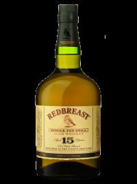 Redbreast Whiskey Ireland 15 Yo 750ml Bottle