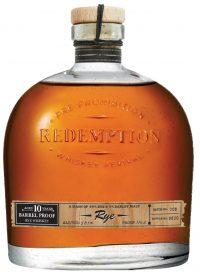 Redemption Rye Bourbon 10 yr