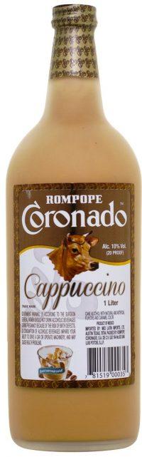 Rompope Coronado Cappuccino