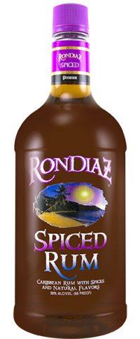 Ron Diaz Spiced Rum 1.75L
