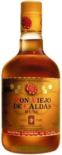 Ron Vieje De Caldas Rum