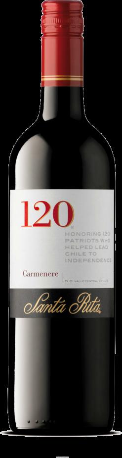 SANTA RITA 120 CARMENERE 750ML Wine RED WINE